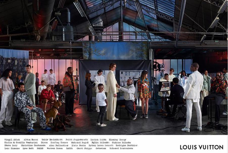 Louis Vuitton Spring Summer 2019